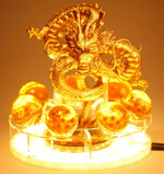 Shenron Action Figure LED  Lamp