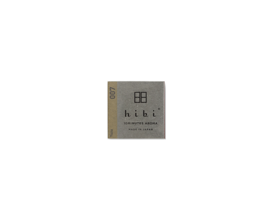 Incense Matches, Hibi - Southern Record Tea