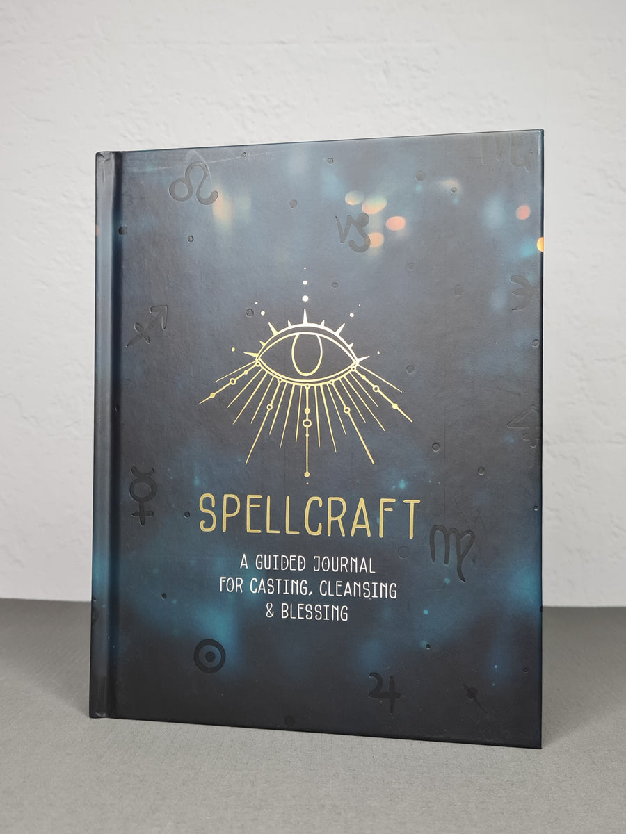 spellcraft – a guided journal & spell book