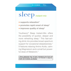 Sleep Instant Mix Box Left Side
