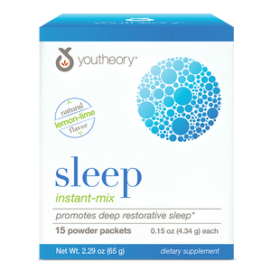 Sleep Instant Mix Box Front Side