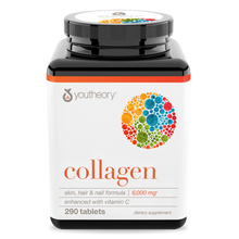 Load image into Gallery viewer, Collagen 290 Tablets Bottle Front View