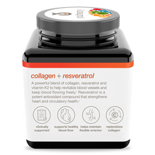 Load image into Gallery viewer, Heart Collagen 150 Tablets Bottle Left Side