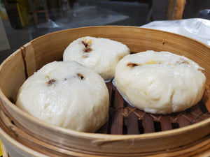 7.) Barbecue Pork Buns x 2
