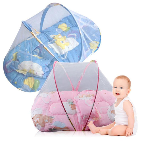 ANTI-MOSQUITO BABY FOLDABLE NET BED