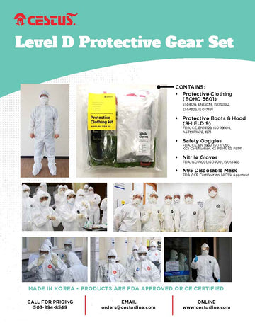 [Call-For-Pricing] PPE Set