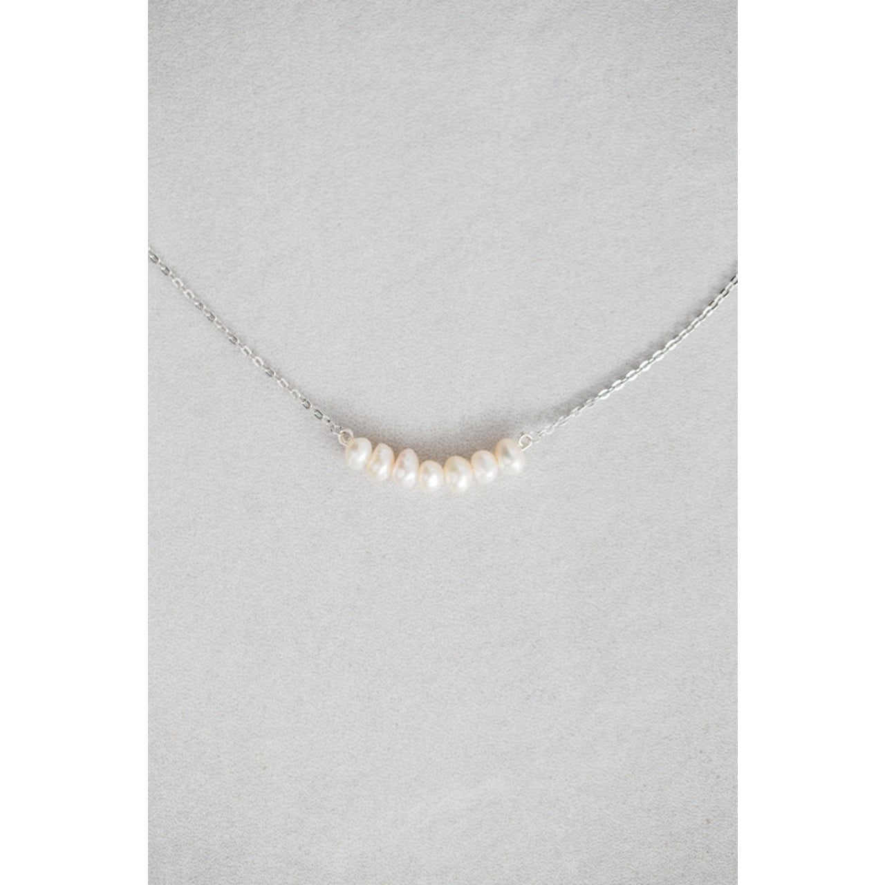 Pearl Seed Necklace