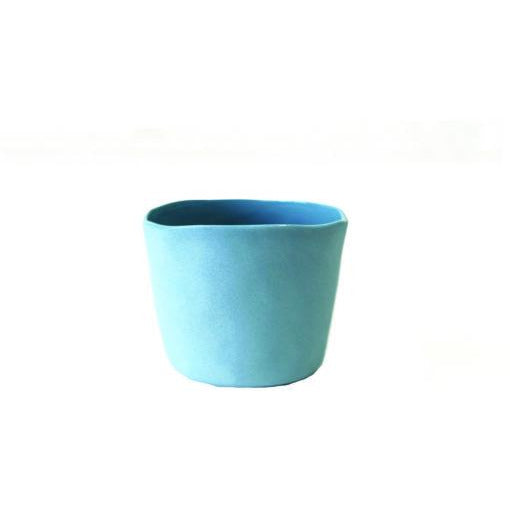 Large Stoneware Tumbler in Blue - Bestowed Shop