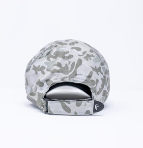 COCO Camo Grey Run Hat (Size M)