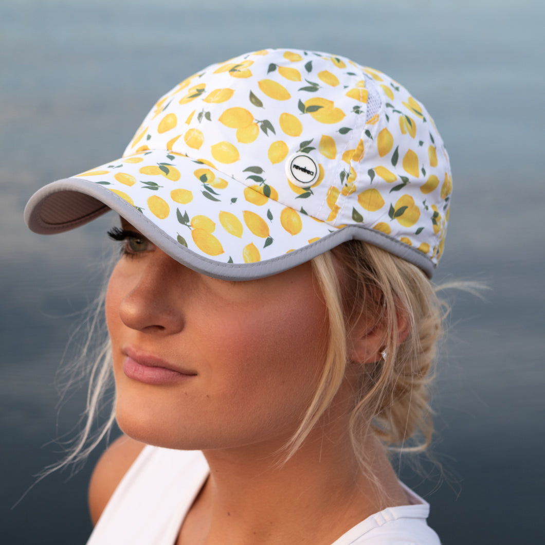 LEMS Lemon Run Hat (Size M)