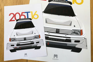 Medium size car posters now available