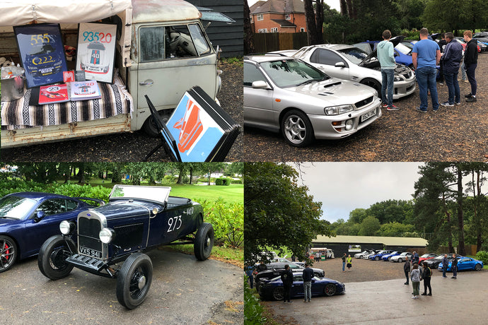 Classics At The Clubhouse - August 2020 Roll-up