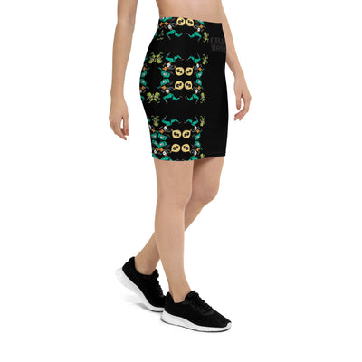 Chase Money Ladies' Pencil Skirt