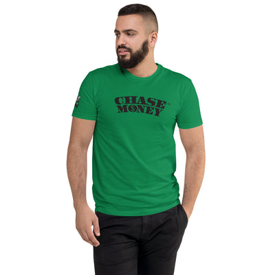 "Chase Money ""Spell Out"" Short Sleeve T-shirt"