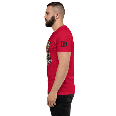 "Chase Money Mens' ""Money Bags"" Short Sleeve Fitted Tee"