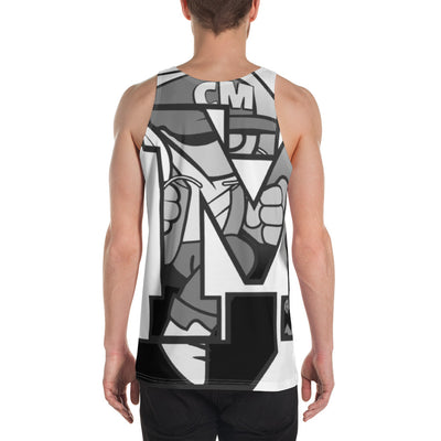 "Chase Money ""Allover Print"" Unisex Tank Top"