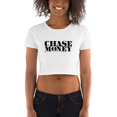 Chase Money Women's Crop Tee