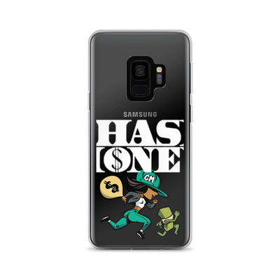 "Chase Money ""Running Girl"" Samsung Case"