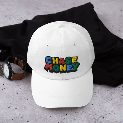 "Chase Money ""Spellout"" Dad Hat"