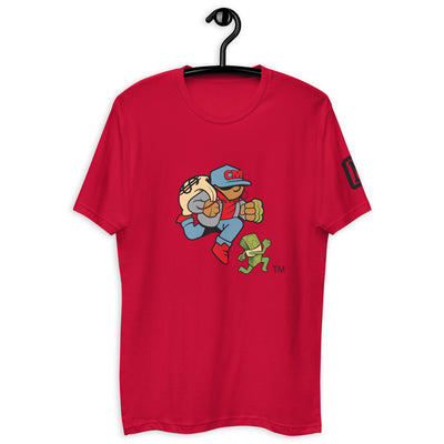 "Chase Money ""Running Man"" Short Sleeve T-shirt"
