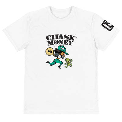 "Chase Money ""Running Girl"" Sustainable T-Shirt"