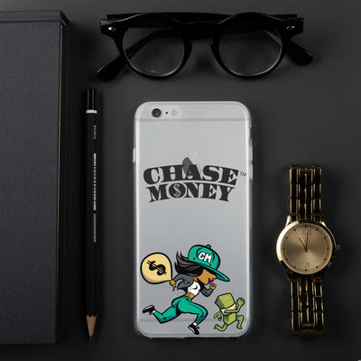 Chase Money Ladies iPhone Case