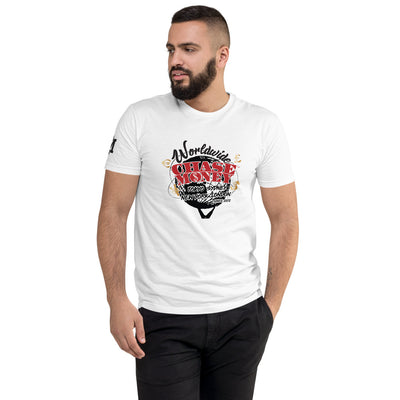 "Chase Money Men's ""Worldwide"" Short Sleeve Tee"