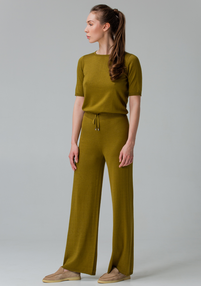 MARSEILLE jumpsuit - Green