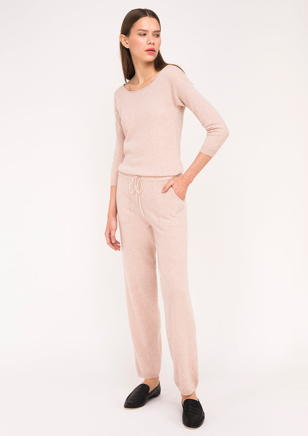 VICTORIA jumpsuit – Natural