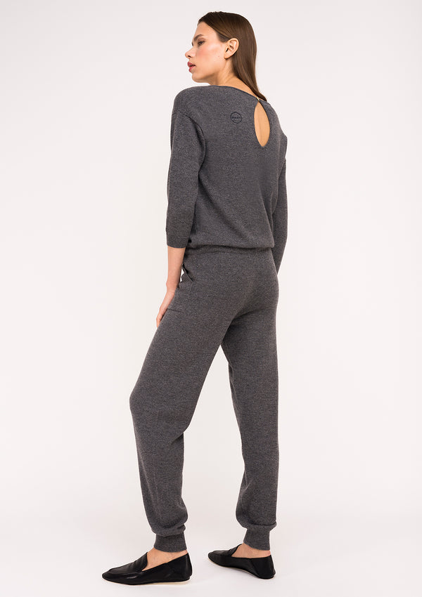 VICTORIA jumpsuit – Grey