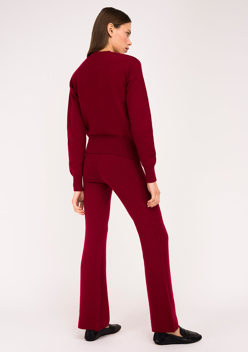 INGRID suit – Mulberry