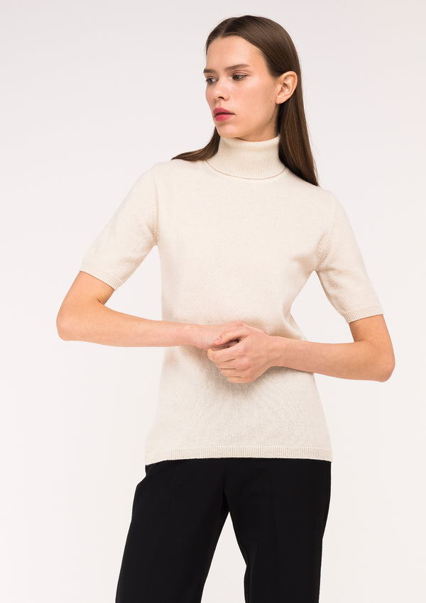 BRIGITTE jumper – Cream