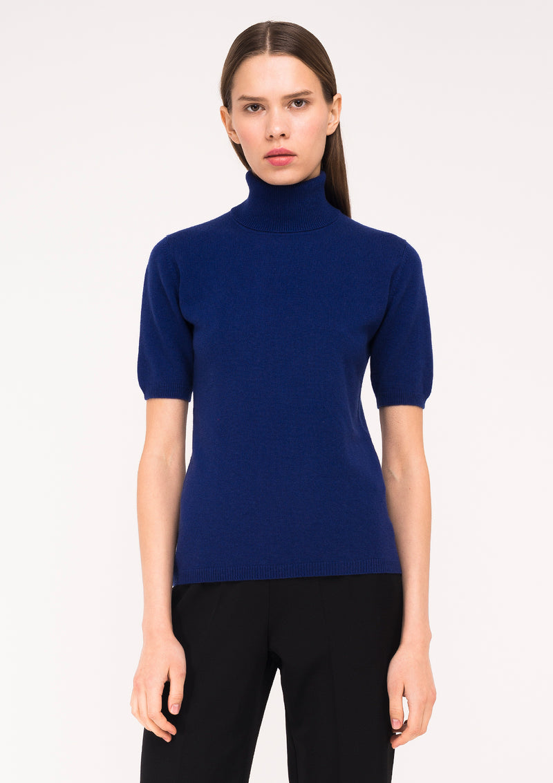 BRIGITTE jumper – Blue