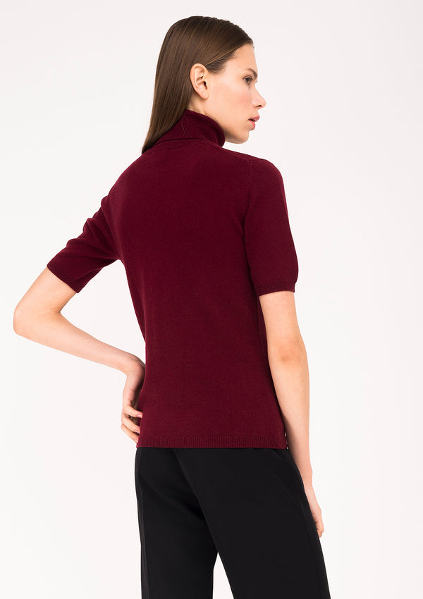 BRIGITTE jumper – Wine