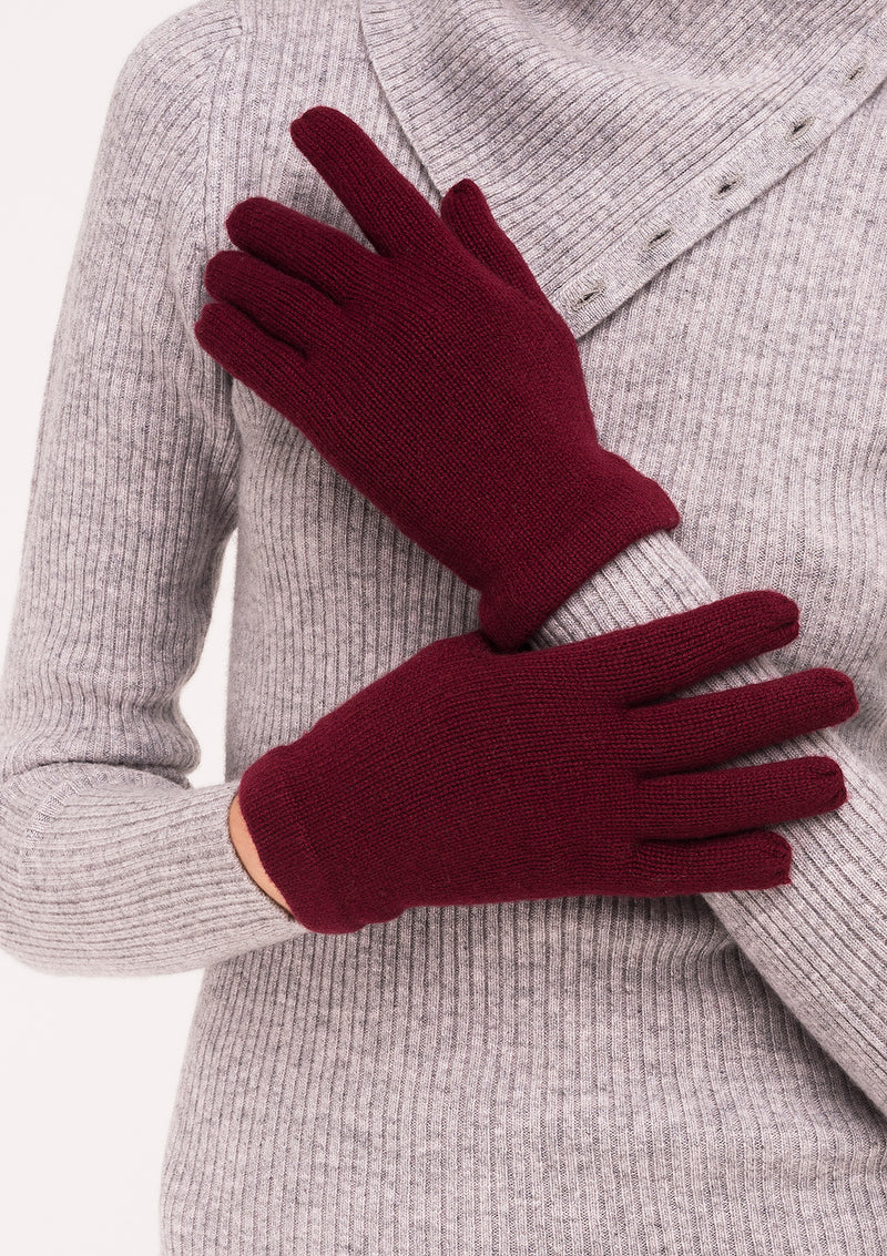 MEGÈVE gloves – Wine
