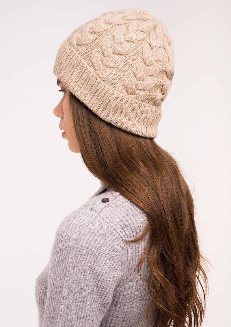 COURCHEVEL hat – Oatmeal