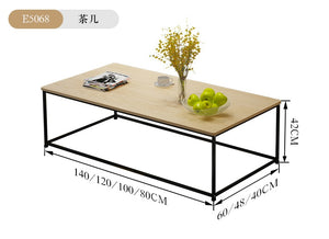 Minimalist Tea Table