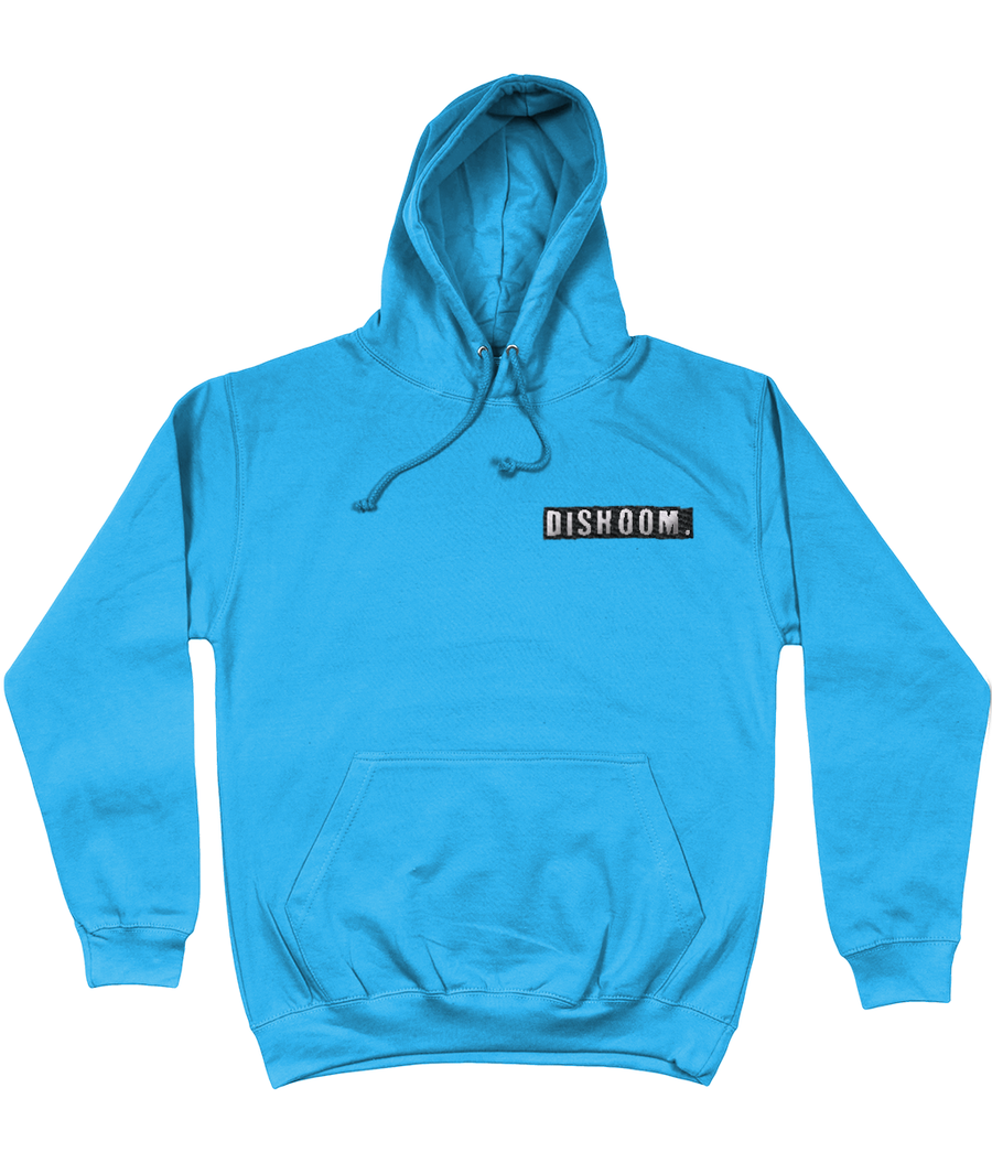 Dishoom Embriodered hoodie
