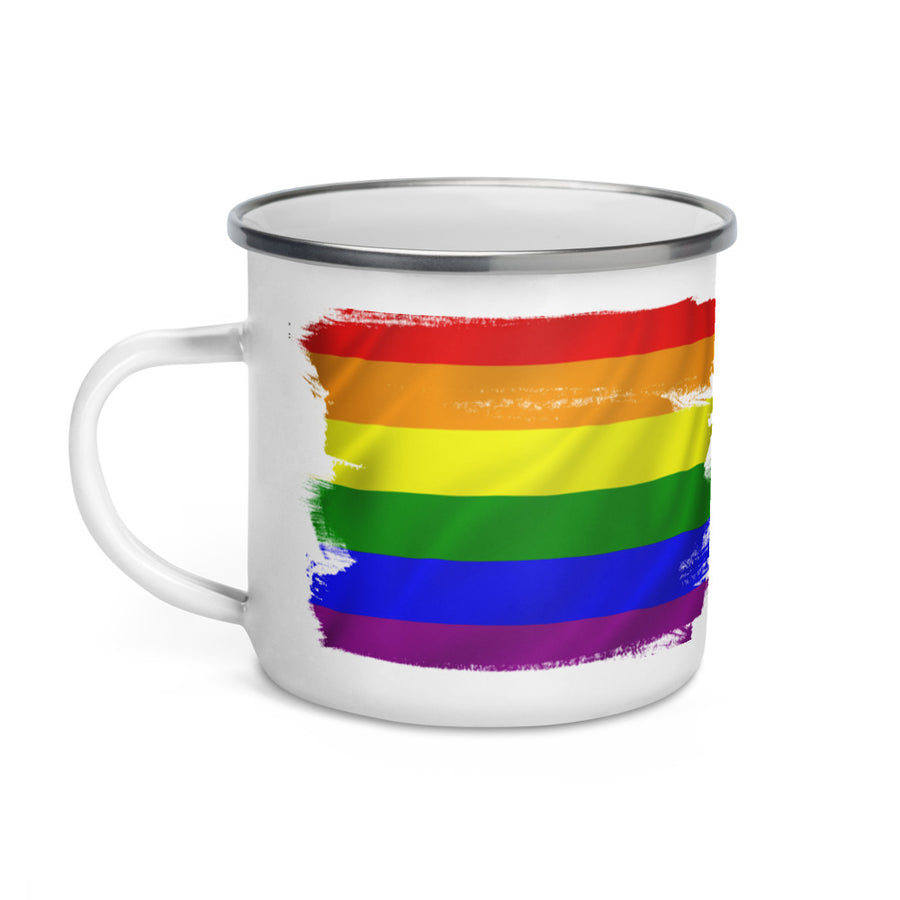 Pyar Is Pyar Enamel Mug