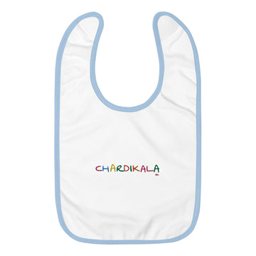 CHARDIKALA - Embroidered Baby Bib
