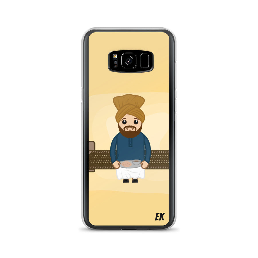 Cartoon Sardar Samsung Case