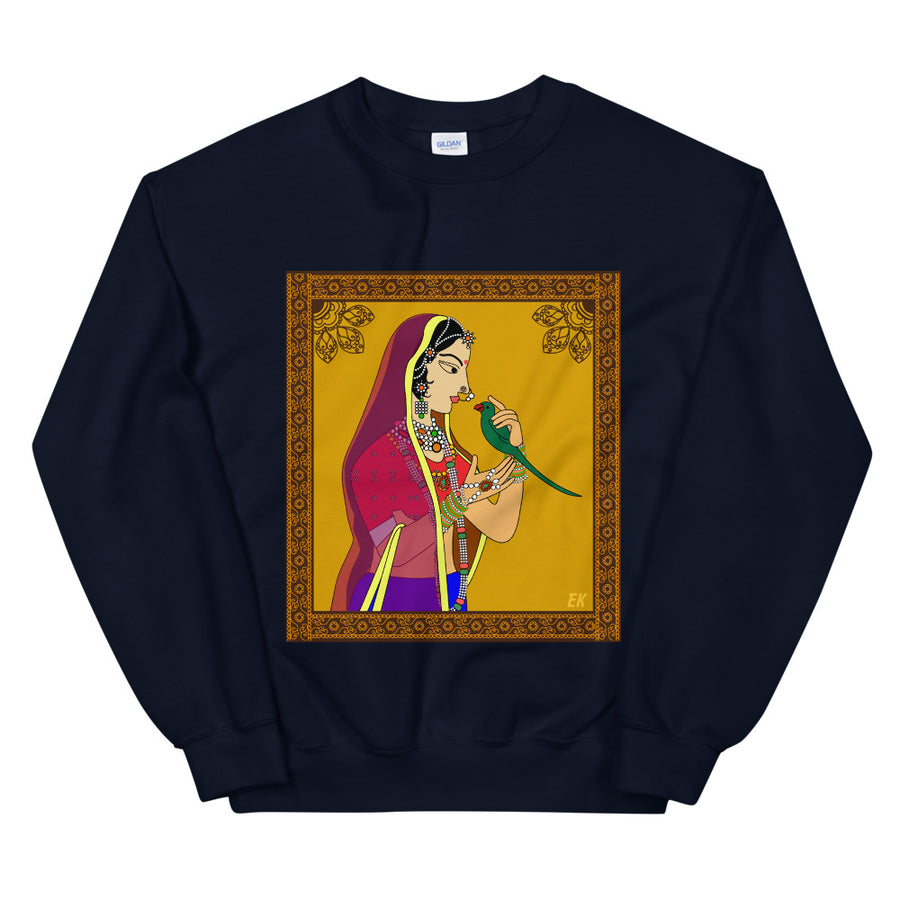 RANI BIRD ON BIRD - Unisex Sweatshirt