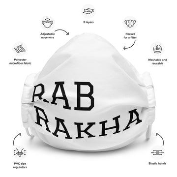 Rab Rakha - Face mask