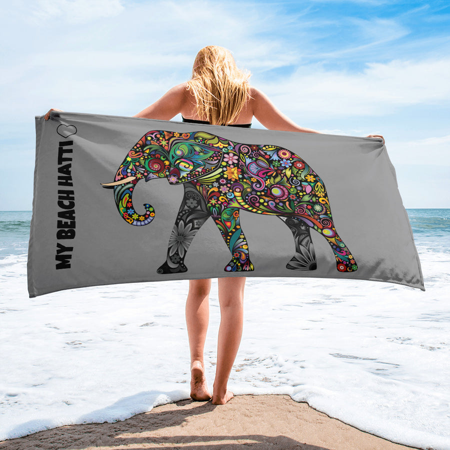 BEACH HATTI- Towel