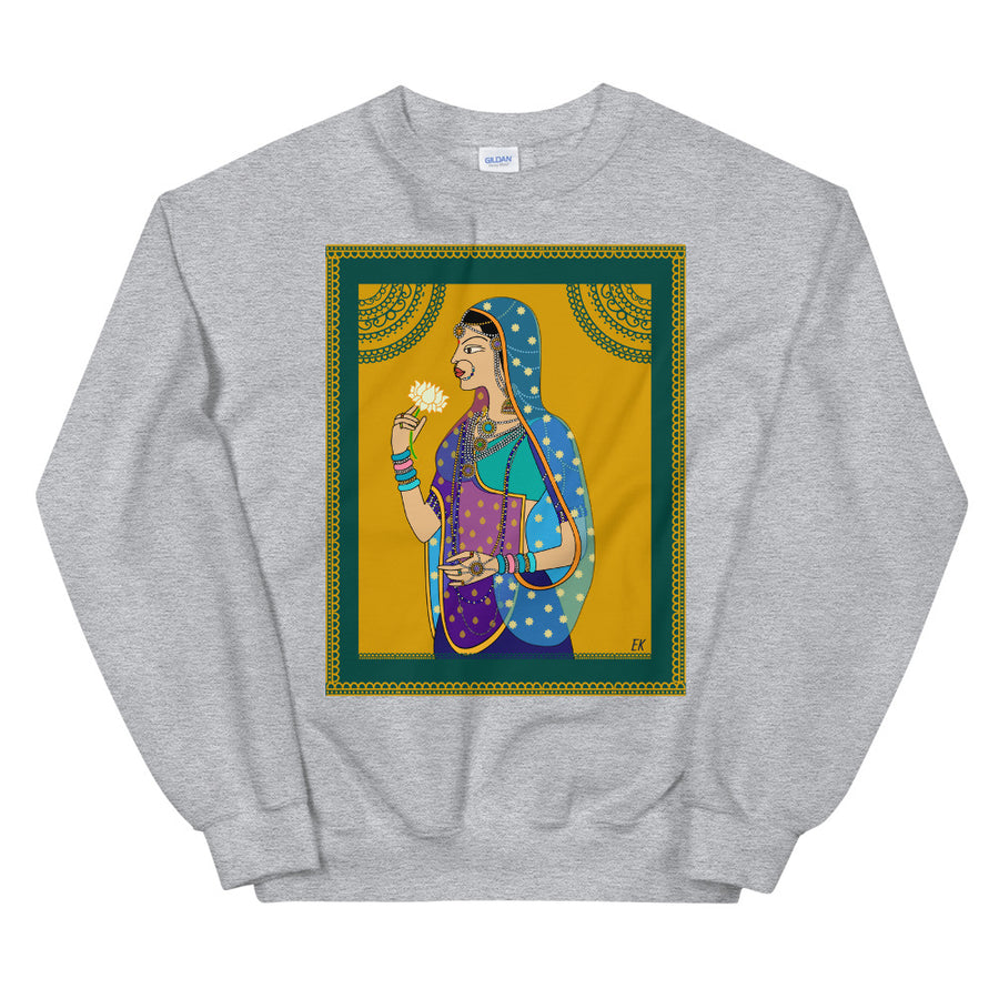 ROSE UP RANI - Unisex Sweatshirt