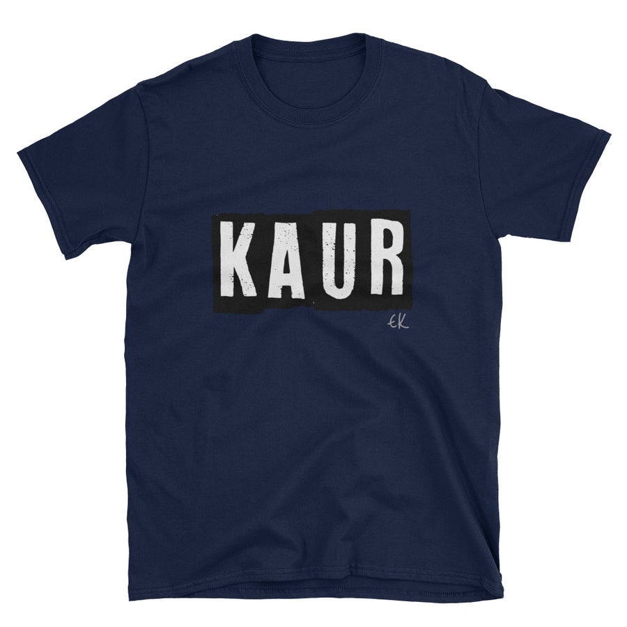 KAUR Short-Sleeve Unisex T-Shirt
