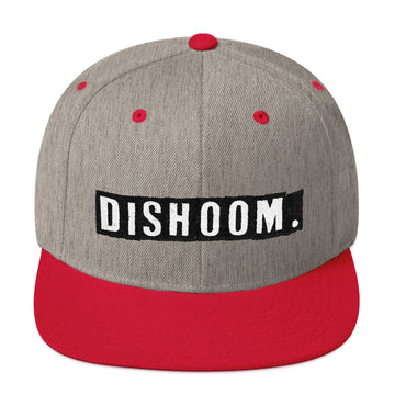 DISHOOM. Snapback Hat