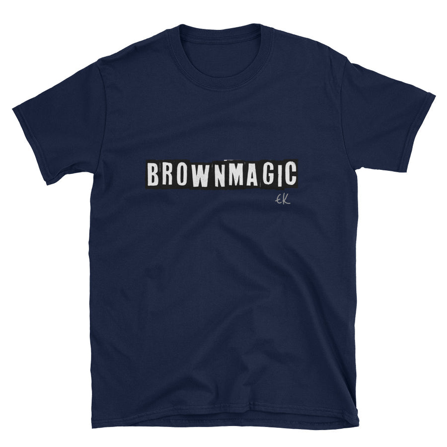 BROWNMAGIC Short-Sleeve Unisex T-Shirt