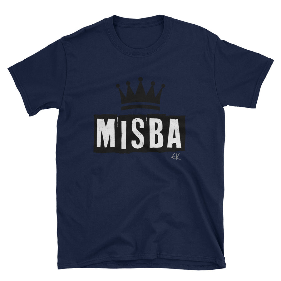 MISBA Short-Sleeve Unisex T-Shirt
