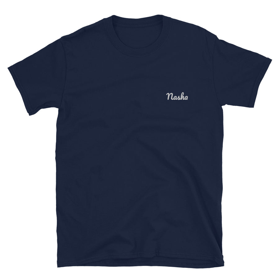 Nasha - Short-Sleeve Unisex T-Shirt